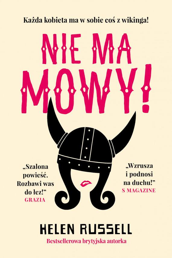 okładka Nie ma mowy!. Ebook | EPUB, MOBI | Russell Helen