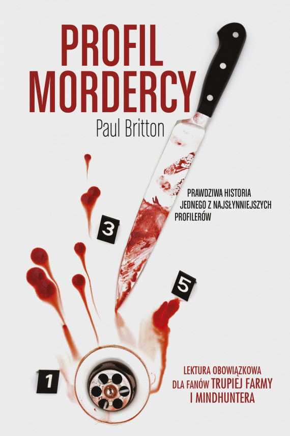 okładka Profil mordercy. Ebook | EPUB, MOBI | Britton Paul