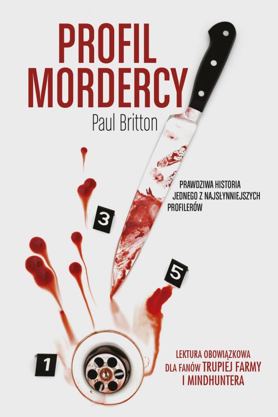 okładka Profil mordercyebook | EPUB, MOBI | Britton Paul