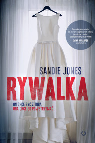 okładka Rywalka. Ebook | papier | Jones Sandie