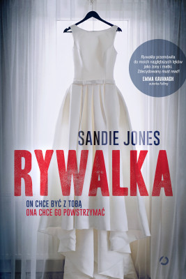 okładka Rywalka, Ebook | Jones Sandie