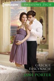 okładka Greckie fascynacje, Ebook | Jane Porter
