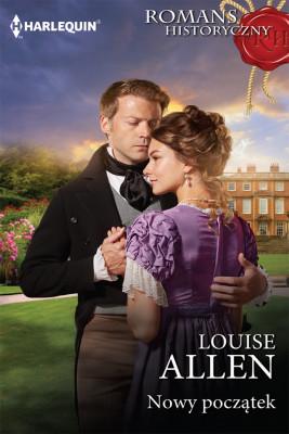 okładka Nowy początek, Ebook | Louise Allen