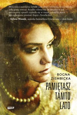 okładka Pamiętasz tamto lato, Ebook   Bogna Ziembicka