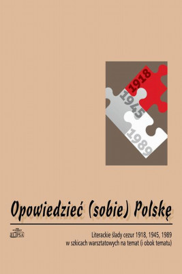 okładka Opowiedzieć (sobie) Polskę, Ebook | Hanna  Gosk, Piotr  Sadzik