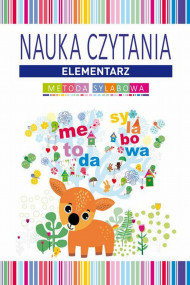 okładka Nauka czytania. Elementarz. Metoda sylabowa, Ebook   Beata  Guzowska