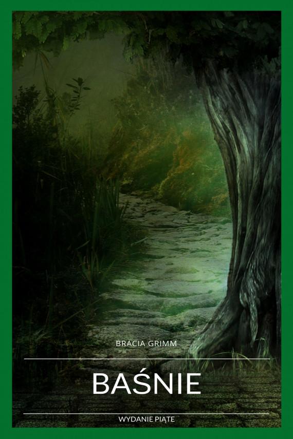 okładka Baśnie braci Grimm wydanie piąteebook | EPUB, MOBI | Bracia Grimm