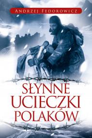 okładka Słynne ucieczki Polaków. Ebook | Andrzej Fedorowicz