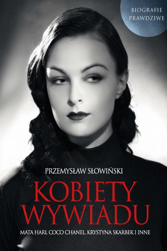 okładka Kobiety wywiaduebook | EPUB, MOBI | Przemysław Słowiński, Krzysztof K. Słowiński