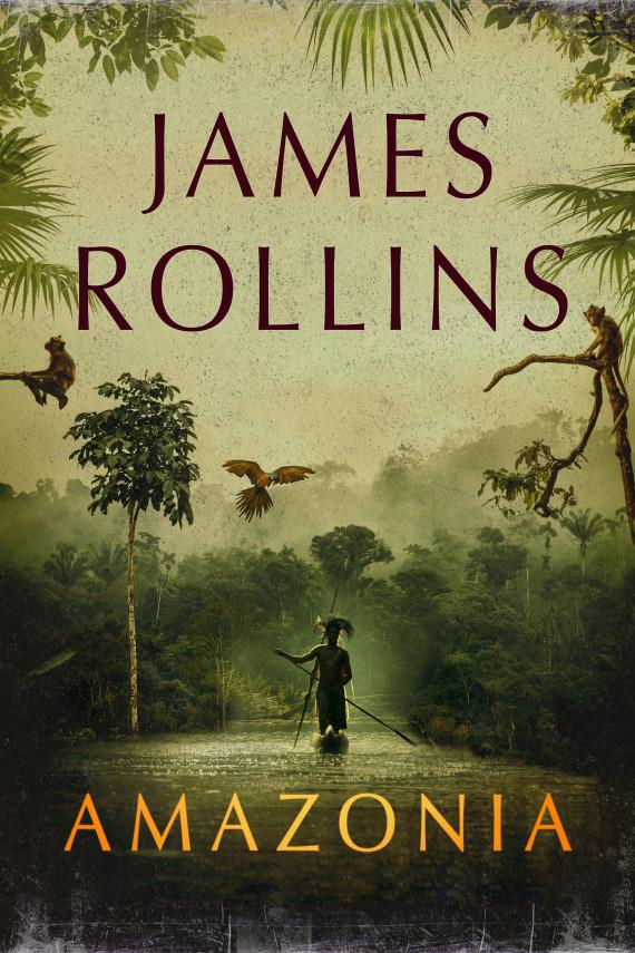 James Rollins Amazonia Epub