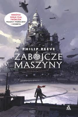 okładka Zabójcze maszyny, Ebook | Reeve Philip