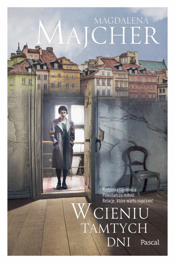 okładka W cieniu tamtych dniebook | EPUB, MOBI | Magdalena Majcher