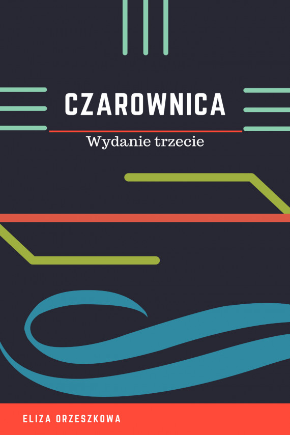 okładka Czarownicaebook | EPUB, MOBI | Eliza Orzeszkowa