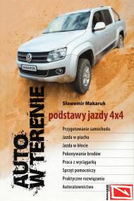 okładka Auto w terenie. Podstawy jazdy 4x4. Ebook | papier | Sławomir Makaruk (Makaron)