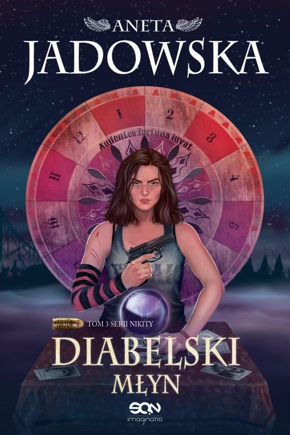 okładka Diabelski Młynebook | EPUB, MOBI | Aneta Jadowska