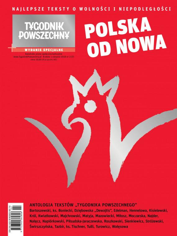 okładka Polska od nowaebook | EPUB, MOBI | Opracowanie zbiorowe