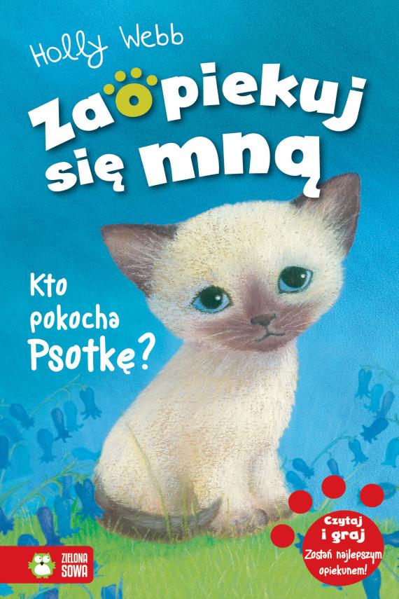 okładka Kto pokocha Psotkę?ebook | EPUB, MOBI | Holly Webb