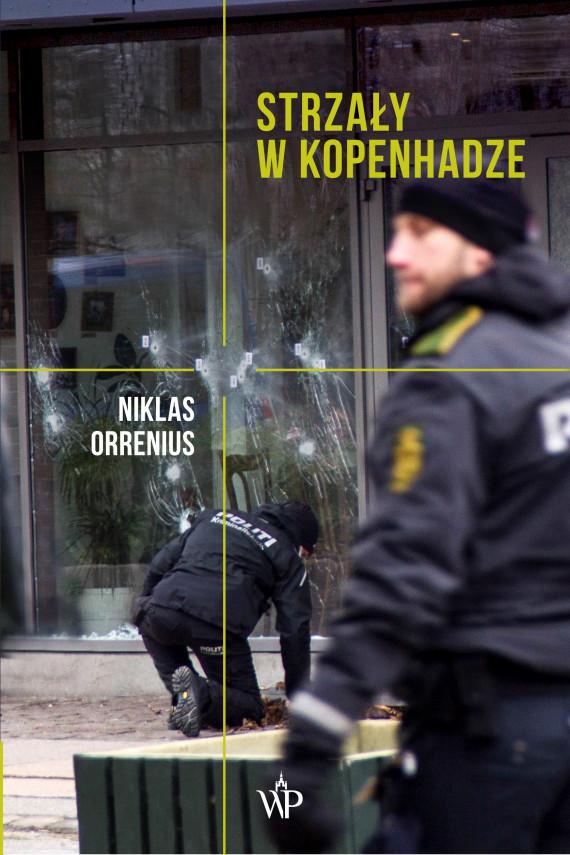okładka Strzały w Kopenhadzeebook | EPUB, MOBI | Niklas  Orrenius