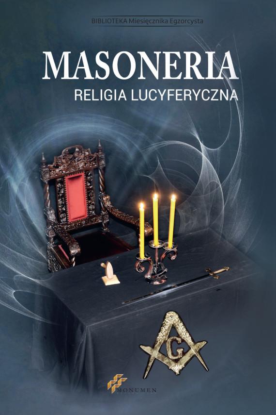okładka Masoneria. Religia lucyferycznaebook | EPUB, MOBI | Praca zbiorowa