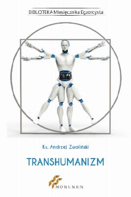 okładka Transhumanizm, Ebook | Andrzej ks. Zwoliński