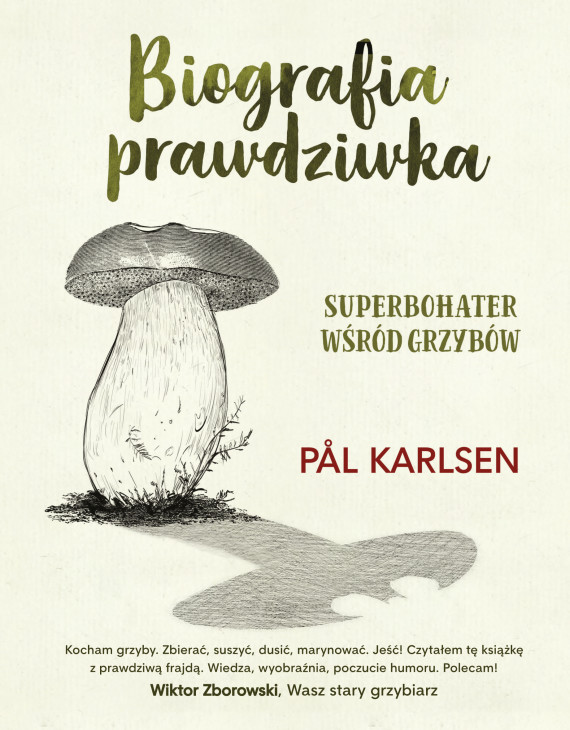 okładka Biografia prawdziwkaebook   EPUB, MOBI   Pål  Karlsen
