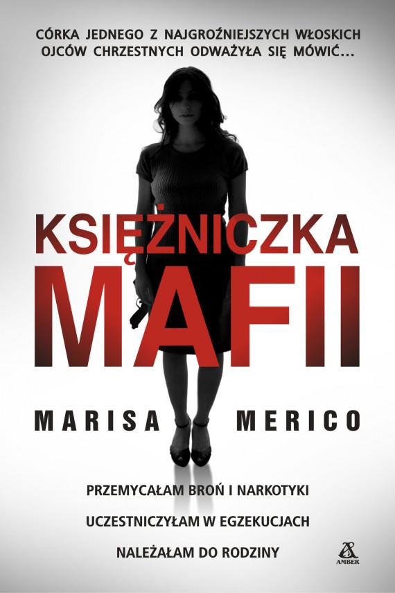 okładka Księżniczka mafiiebook   EPUB, MOBI   Julia Wolin, Marisa Merico