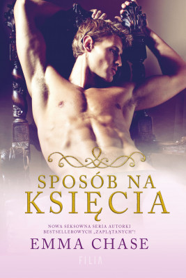 okładka Sposób na księcia, Ebook | Emma Chase