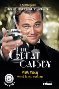 okładka The Great Gatsby. Ebook | Francis Scott Fitzgerald, Grzegorz Komerski, Dariusz Jemielniak, Marta Fihel