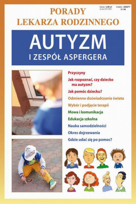 okładka Autyzm i zespół Aspergera, Ebook | Agnieszka  Umińska