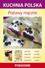 okładka Potrawy mączne, Ebook | Anna  Smaza