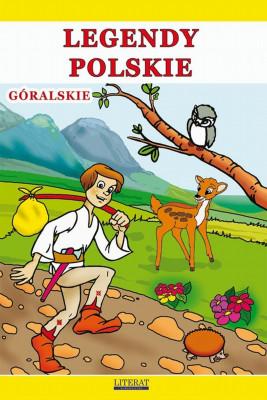 okładka Legendy polskie – góralskie, Ebook | Krystian  Pruchnicki, Emilia  Pruchnicka