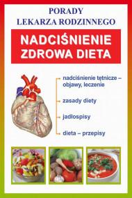 okładka Nadciśnienie. Zdrowa dieta, Ebook | Praca zbiorowa