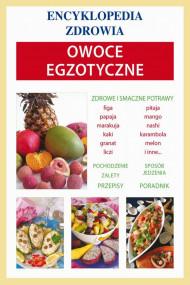 okładka Owoce egzotyczne, Ebook | Anna  Smaza