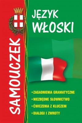 okładka Język włoski - samouczek, Ebook | Kamila  Zimecka