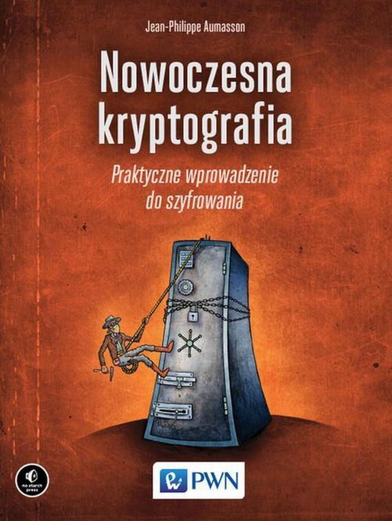 okładka Nowoczesna kryptografiaebook | EPUB, MOBI | Jean-Philippe  Aumasson