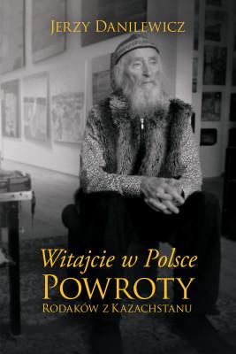 okładka Witajcie w Polsce, Ebook | Jerzy Danilewicz