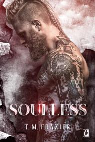 okładka Soulless. Ebook | papier | T. M.  Frazier