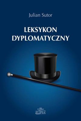 okładka Leksykon dyplomatyczny, Ebook | Julian  Sutor