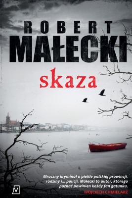 okładka Skaza, Ebook | Robert Małecki