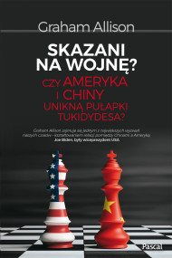 okładka Skazani na wojnę?, Ebook | Graham Allison