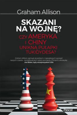 okładka Skazani na wojnę?, Ebook   Graham Allison