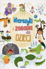 okładka Wierszyki i zagadki dla dzieci, Ebook | Krystian  Pruchnicki