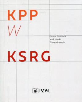 okładka KPP w KSRG, Ebook   Mariusz  Chomoncik, Jacek  Nitecki, Wiesław  Poparda