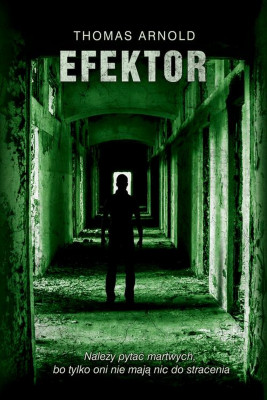 okładka Efektor, Ebook | Thomas Arnold