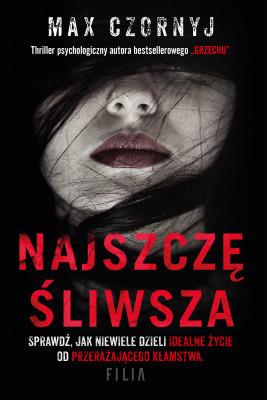 okładka Najszczęśliwsza, Ebook | Max Czornyj