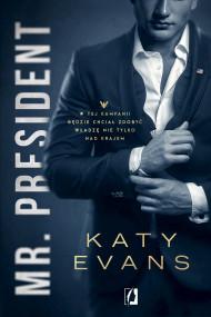 okładka Mr. President. Ebook | papier | Katy Evans