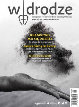 okładka miesięcznik W drodze nr 8/2018, Ebook | Opracowanie zbiorowe