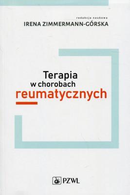 okładka Terapia w chorobach reumatycznych, Ebook   Irena  Zimmermann-Górska