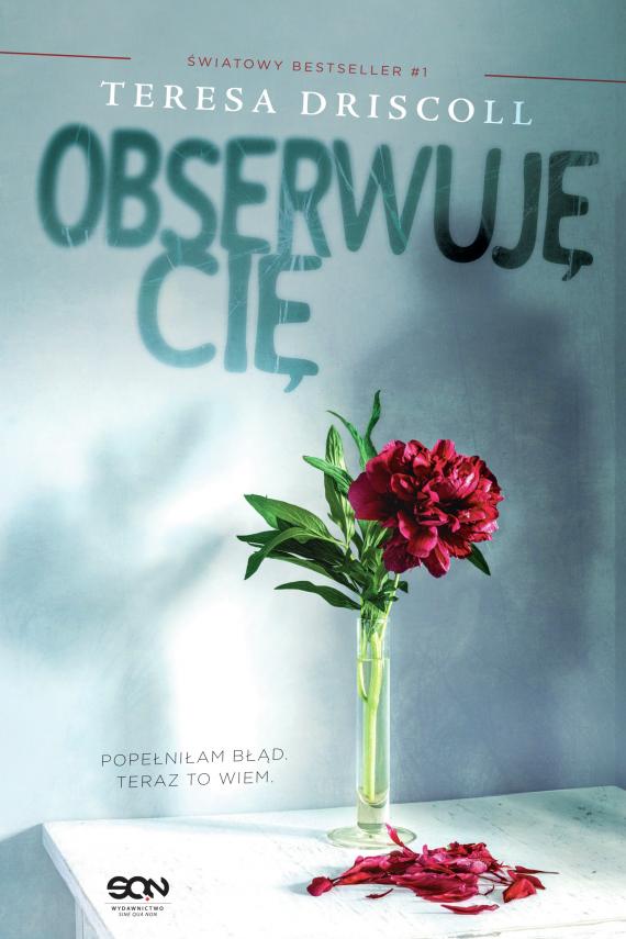 okładka Obserwuję cięebook | EPUB, MOBI | Teresa Driscoll