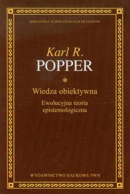 okładka Wiedza obiektywna, Ebook | Karl R. Popper